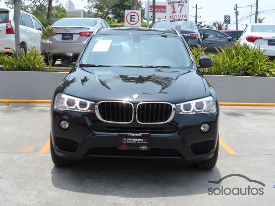 2017 BMW X3 sDrive20iA