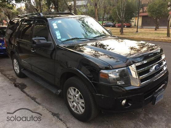 2012 Ford Expedition Limited 4x2 5.4 V8