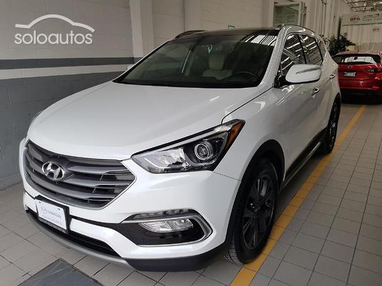2018 Hyundai SantaFe Turbo TA