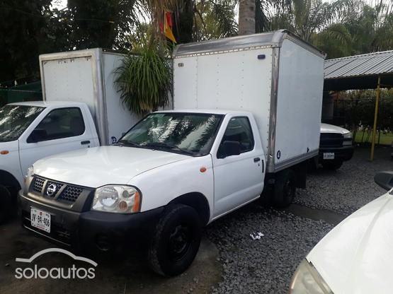 2009 Nissan Camiones Chasis Cab TM DH