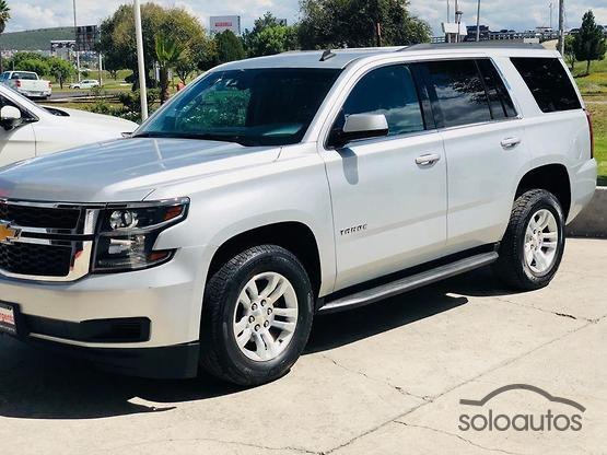 2017 Chevrolet Tahoe LS A