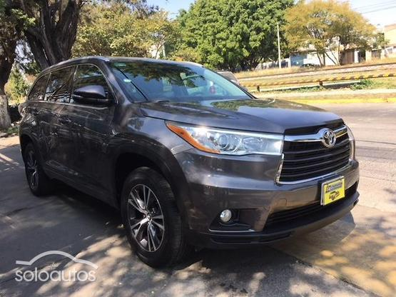 2016 Toyota Highlander 3.5 Limited Panorama Roof AT