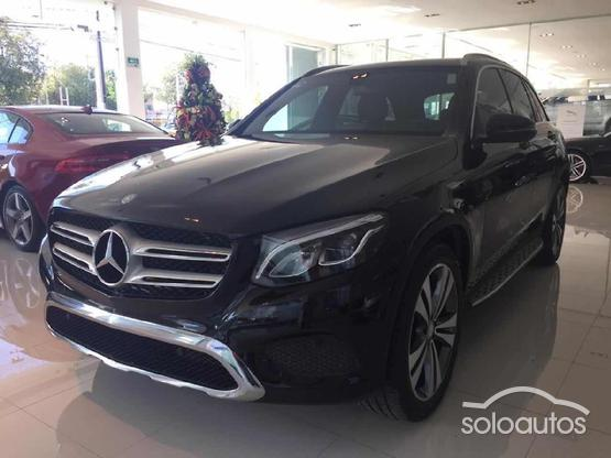 2017 Mercedes-Benz Clase GLC 2.0 GLC 300 Sport 4MATIC AT