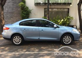 2011 Renault Fluence Expression CVT