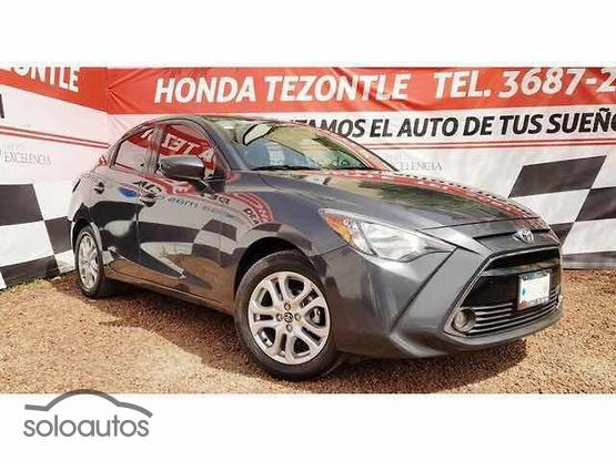 2017 Toyota Yaris 1.5 R XLE AT