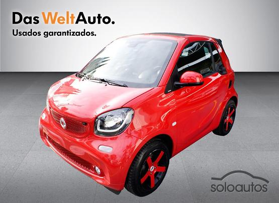 2017 Smart FORTWO 1.0 PASSION