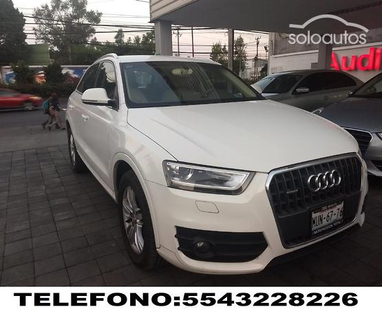 2015 Audi Q3 Luxury 2.0 TFSI 211 hp S tronic