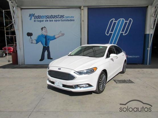2017 Ford Fusion SE Luxury Plus Nav 2.0 GTDI