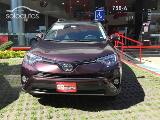 2017 Toyota RAV4 2.5 Limited AWD AT