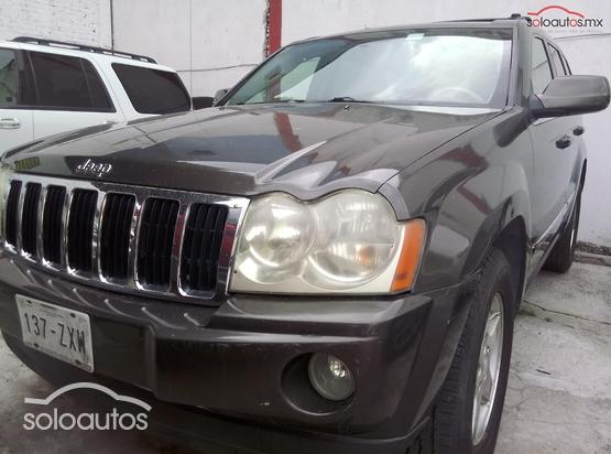 2006 Jeep Grand Cherokee Limited 4X2 4.7L V8 Power Tech
