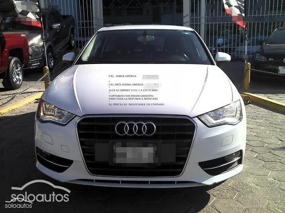 2014 Audi A3 Ambiente 1.4 TFSI S tronic