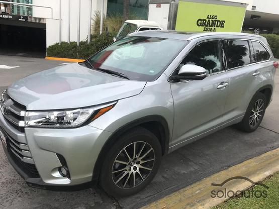 2018 Toyota Highlander 3.5 Limited Panorama Roof AT