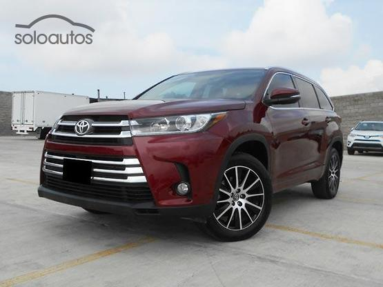 2017 Toyota Highlander 3.5 Limited BR AT