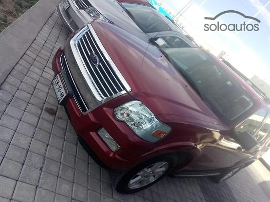 2010 Ford Explorer XLT Base V6 Tela 4x2