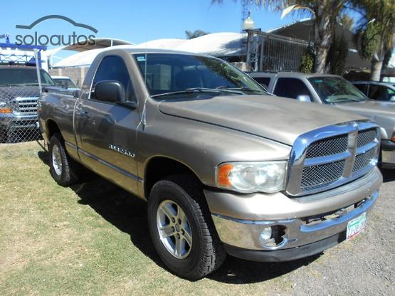 2004 Dodge Ram 2500 Regular Cab Slt 4X4