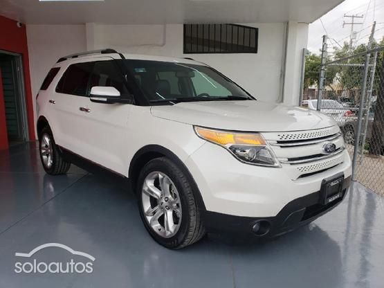 2013 Ford Explorer Limited V6
