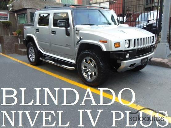 2009 Hummer H2 SUT AWD E Silver Ice