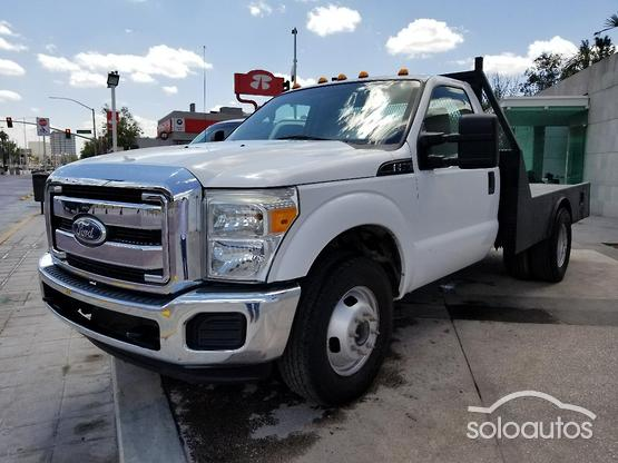 2011 Ford F-350 KTP XLT 6.2 GAS MT