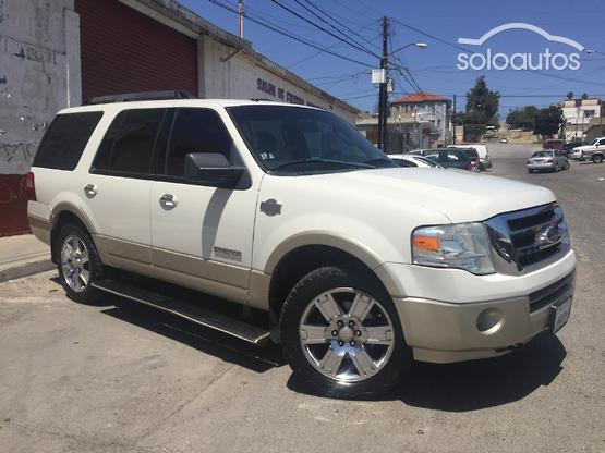 2009 Ford Expedition King Ranch 4x2 5.4L V8