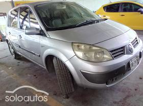 2006 Renault Scenic II Expression AT Piel