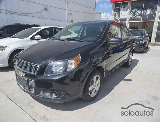 2013 Chevrolet Aveo A LS Manual