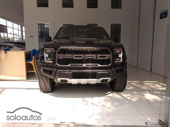 2019 Ford Lobo Raptor Super Cab 4x4 3.5L V6