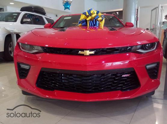 2018 Chevrolet Camaro SS C AT