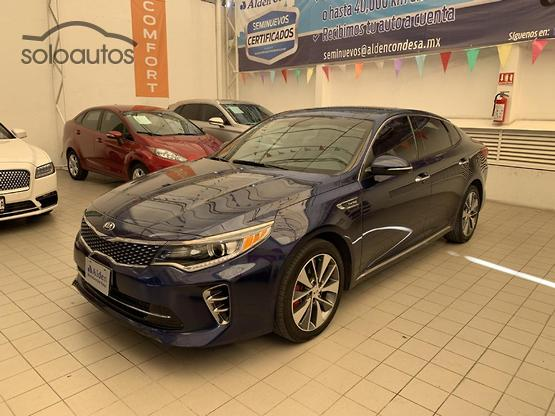 2016 KIA Optima SXL TURBO 2.0 AT