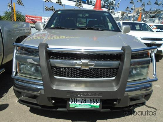 2010 Chevrolet Colorado Doble Cabina 4X4 B