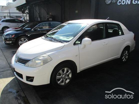 2008 Nissan Tiida Sedan Emotion TM