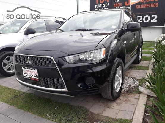 2011 Mitsubishi Outlander 3.0L Limited AT