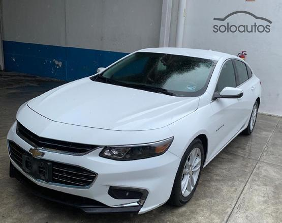 2017 Chevrolet Malibu 1.5 B LT Turbo TA