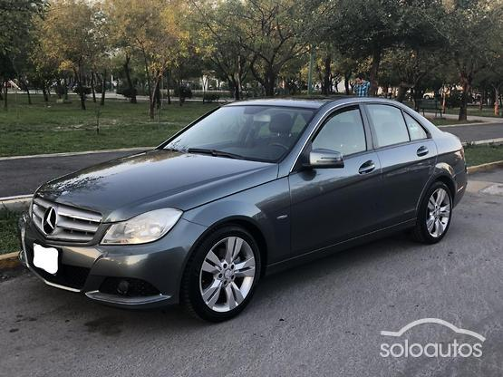 2012 Mercedes-Benz Clase C C 200 Exclusive TA