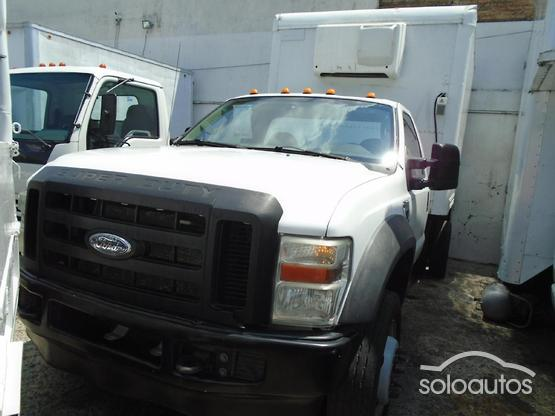2009 Ford F-450 KTP XL TA