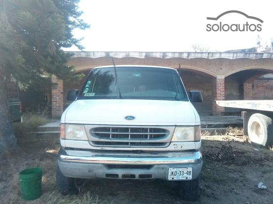 2000 Ford Econoline Van E350 S. CHASSIS