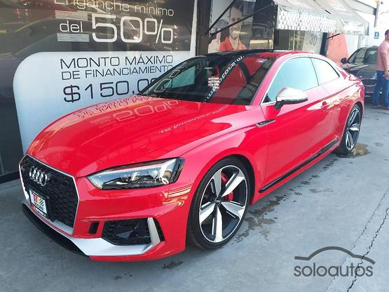 2018 Audi RS5 Coupe 2.9T 450hp