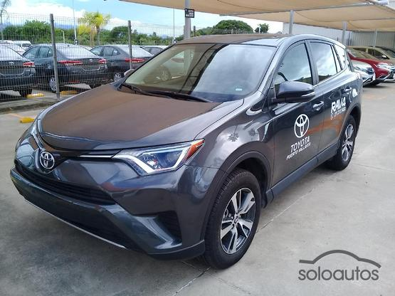 2018 Toyota RAV4 2.5 XLE 4WD AT