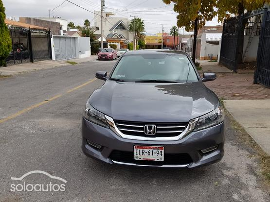 2013 Honda Accord EX L CVT L4