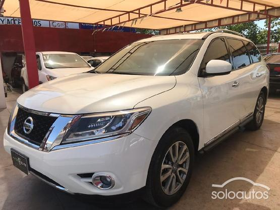 2015 Nissan Pathfinder Advance TA