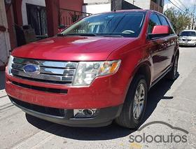 2007 Ford Edge SEL Plus 3.5L V6 Piel Sunroof