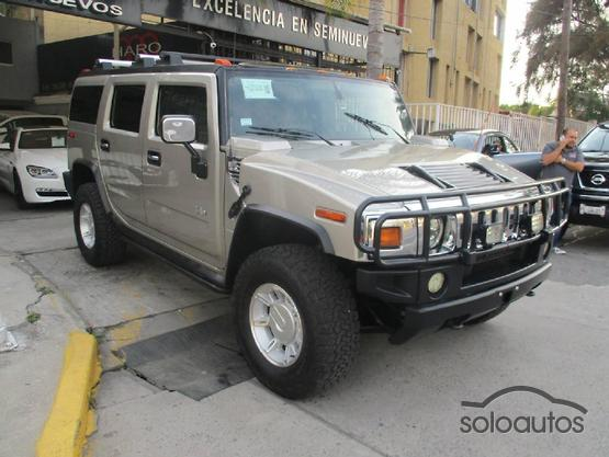 2005 Hummer H2 SUV AWD C Luxury