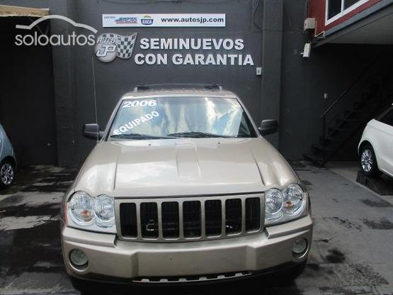 2006 Jeep Grand Cherokee Laredo 4X2 3.7L V6 Power Tech