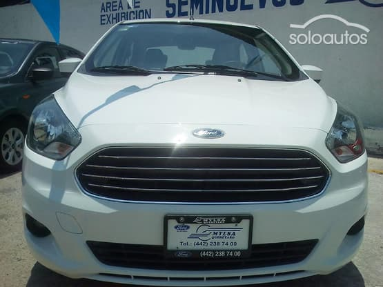 Ford Figo Titanium Ta
