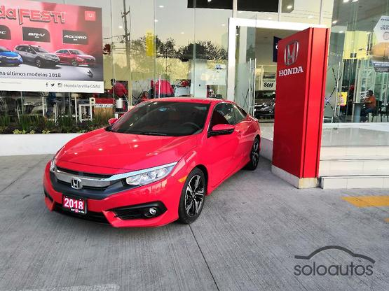 2018 Honda Civic Coupe Turbo