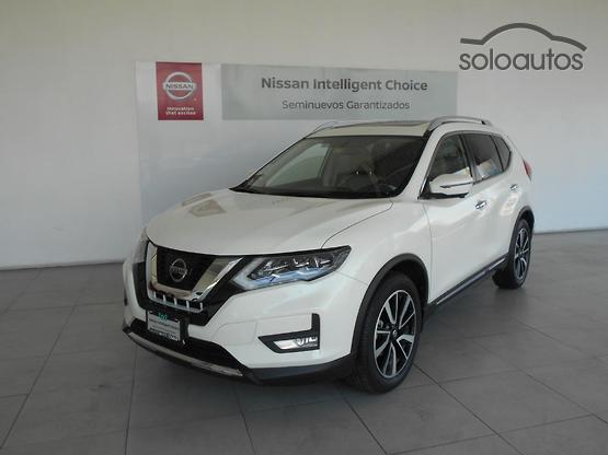 2018 Nissan X-TRAIL Exclusive 2 ROW