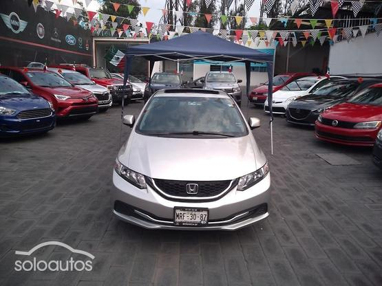 2013 Honda Civic EX AT 4drs