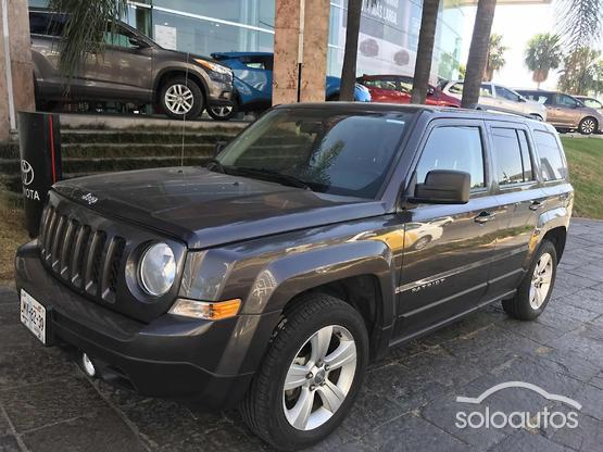 2016 Jeep Patriot Latitude ATX