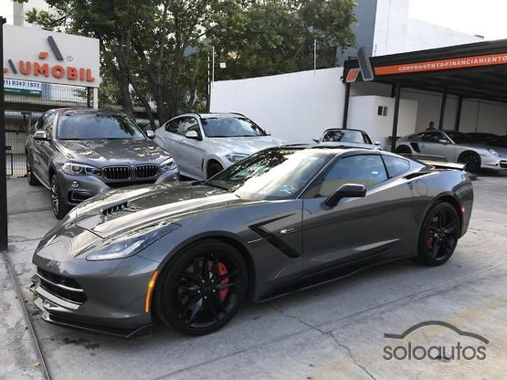 2016 Chevrolet Corvette Z51 Stingray Coupe D