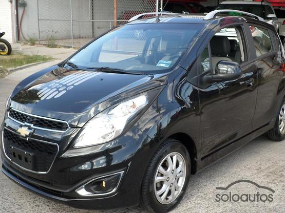 2015 Chevrolet Spark DOT G TM