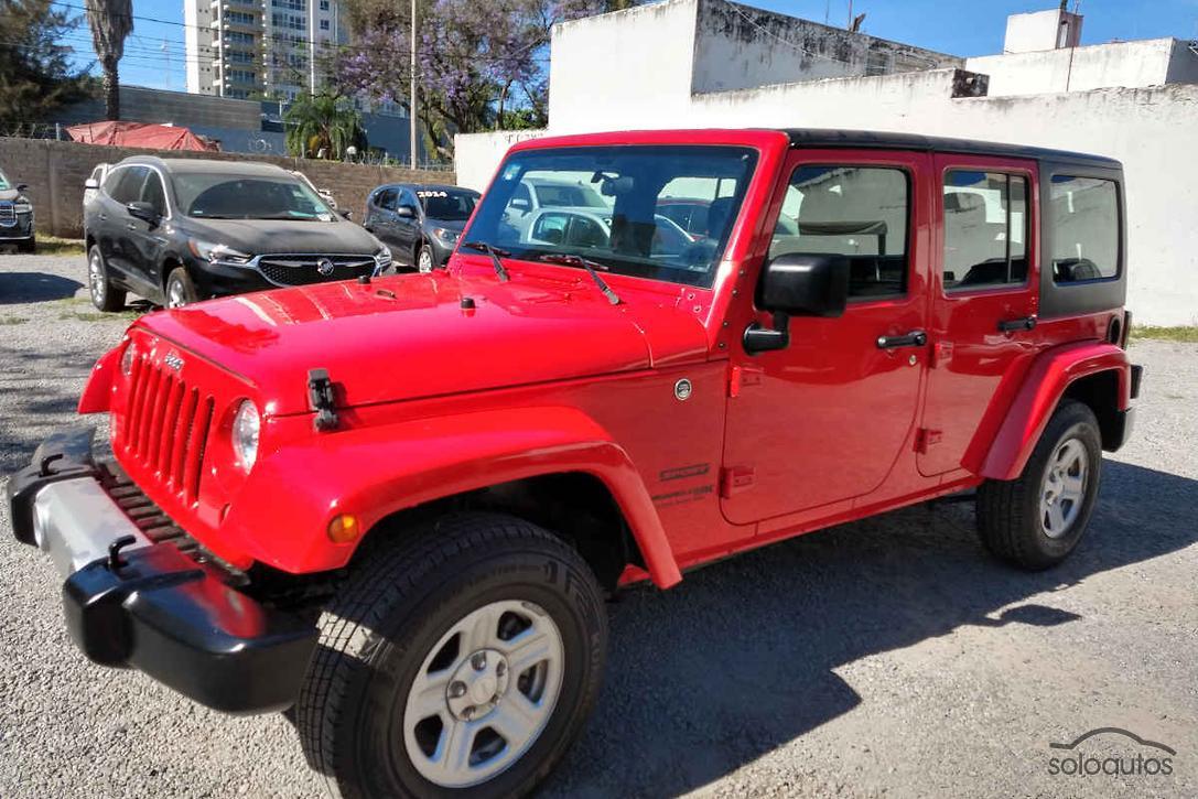 Autos Camionetas Y 4x4s Jeep Wrangler En Venta En Mexico